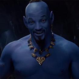 Will Simith, ou melhor, Gênio revelado no 2º trailer (legendado) de Aladdin