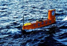 China constrói barco robot para estudar meterologia
