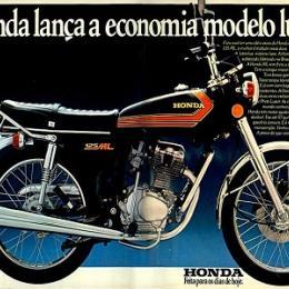 Honda 125 ML - Em 1978, um ano após a CG 125, é lançada a versão de luxo, a 125 ML.