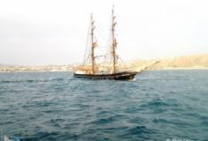 Roald Amundsen regressa ao Porto Santo