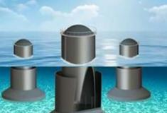 Dispositivo pode fornecer energia limpa a milhares de lares utilizando energia das ondas