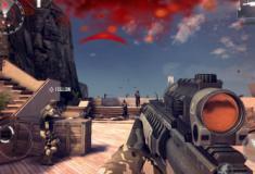 Jogos de tiro offline para Android e iOS