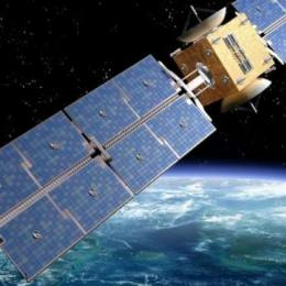 China está construindo uma estação de energia solar orbital