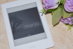 Resenha literária: Mania