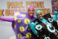 Saúde lança campanha para conter avanço da aids neste carnaval