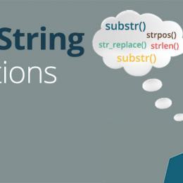 Como excluir o primeiro e o último caractere de uma string em PHP