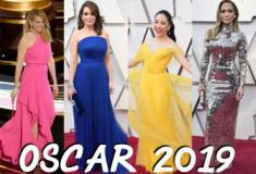 Melhores looks do oscar 2019
