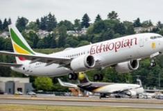 Incríveis imagens do acidente do boeing 737 MAX 8 da Etiópia em 10/03/2019
