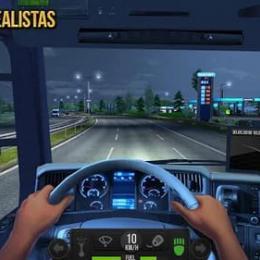 Simuladores de caminhão para Android e iOS
