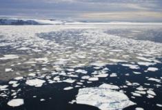 Temperatura no Ártico vai aumentar de 3 a 5 graus até 2050