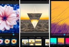 Os melhores editores de fotos para celular
