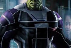 É assim que o Hulk vai aparecer em Vingadores Ultimato