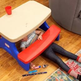 Algumas evidência de que a vida com crianças é cheia de surpresas