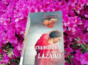 O Evangelho segundo Lázaro, uma obra de Richard Zimler