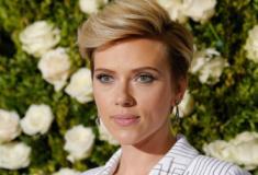 Scarlett Johansson uma judia de beleza fenomenal