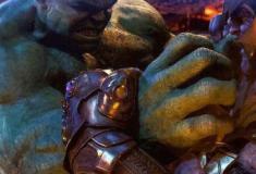 Hulk vai ter revanche contra Thanos em Vingadores Ultimato