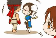 Ryu e Sakura uma historia de amor