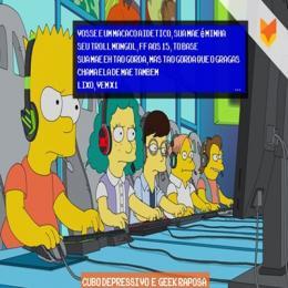 Os Simpsons recebem episódio relacionado ao E-Sports