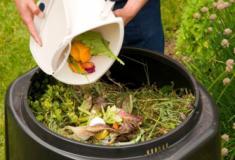 Como fazer adubo organico caseiro