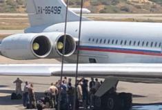 Aviões russos na Venezuela