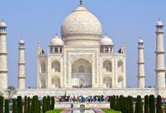 O Incrível Taj Mahal