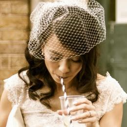 Muitas inspirações de noivas no estilo Vintage!