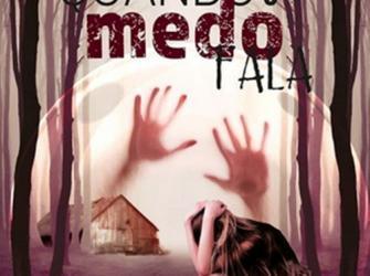 Quando o medo fala, livro de terror nacional!