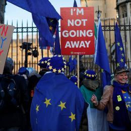 Londres lança app para europeus que queiram permanecer após Brexit