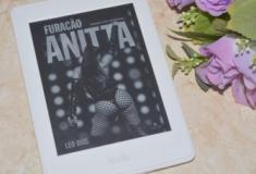 Resenha literária: Furacão Anitta