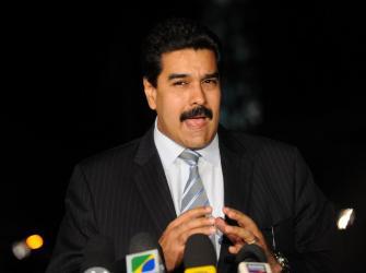Maduro anuncia plano para prevenir apagões na Venezuela