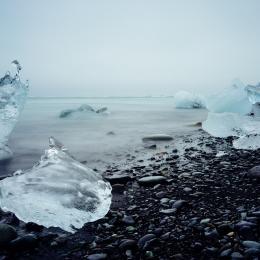 Resíduos nucleares aprisionados nas geleiras ameaçam libertar-se