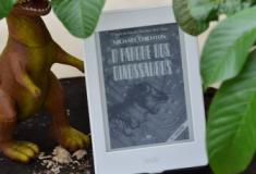 Resenha literária: O Parque dos Dinossauros
