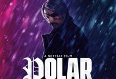 Polar, um filme apelativo visualmente e ao mesmo tempo violento