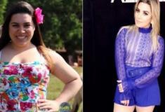 O antes e o depois de algumas cantoras sertanejas do Brasil