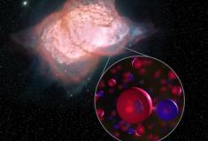 Primeira molécula do Universo é detectada no espaço