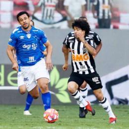Cruzeiro empata com o Galo e consegue o bicampeonato mineiro
