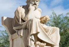 Sócrates um filósofo de Atenas