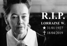Morre Lorraine Warren, a investigadora que inspirou a franquia Invocação do Mal