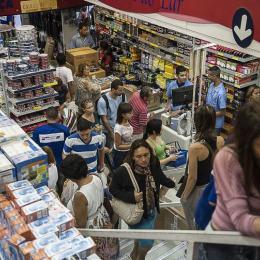 Queda no número de empregos em março no Brasil