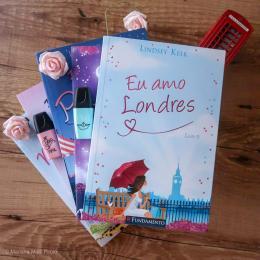 Falando um pouco sobre o romance Eu amo Londres