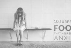 10 alimentos surpreendentes que ajudam a eliminar a ansiedade