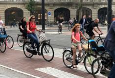 Amsterdã proibirá veículos a gasolina e diesel a partir de 2030