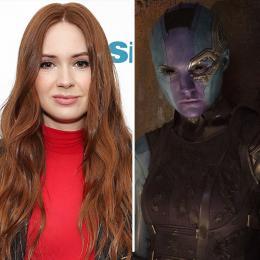 Vingadores antes e depois da maquiagem