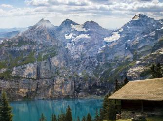 Imagens da Suíça