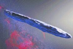Humanidade pode ter vindo de outro Sistema Solar