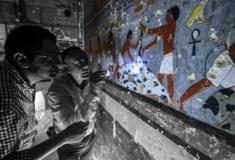 É descoberto túmulo egípcio de 4 mil anos que parece recém pintado