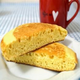 Pão low carb de frigideira (com vídeo)