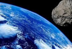 Asteroide pode provocar 'inverno cósmico' na Terra