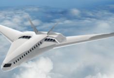 NASA esta desenvolvendo aviões elétricos com célula de hidrogenio