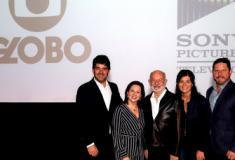 Globo e Sony vão coproduzir séries para mercado internacional